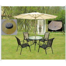 Sombrilla Led luz paraguas impermeable al aire libre
