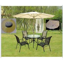 Jardim guarda-chuva Led luz guarda-chuva impermeável ao ar livre