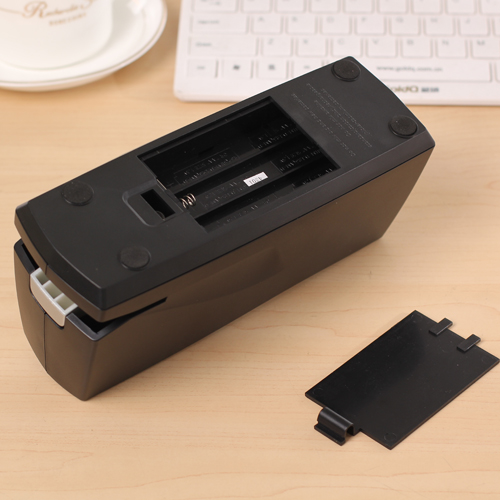 25 Sheets Electric Stapler adjustable stapling throat