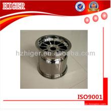 carcaça de alumínio para peça de máquina parte CNC