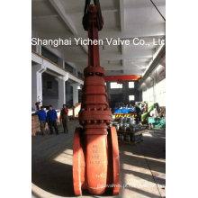 Válvula de porta de aço carbono de 36 ′ ′ classe150lb (Z541 (0))