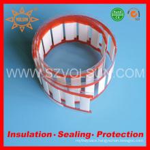 Environmentally Friendly 125 Degree Permanent PE Heat Shrink Identification Sleeve