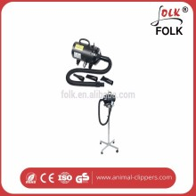 Adjustable speed and temperature new style pet electric dryer