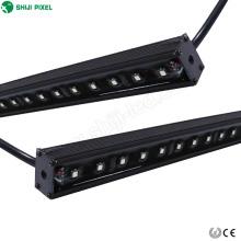Barra clara conduzida impermeável DMX512, 48 luzes conduzidas RGB da barra do brilho alto dos PCes para a iluminação de fase