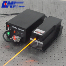 593.5nm 800mw solid orange laser for medical treatment