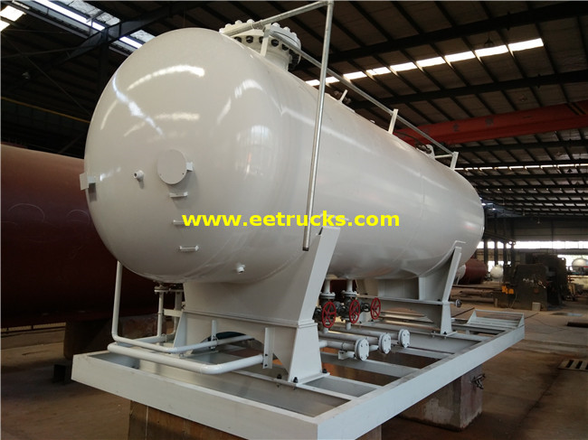 Mobile LPG Skid Plants