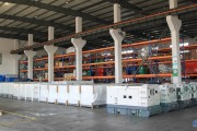200kva genset canopies factory in china