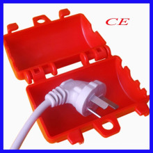 Electrical Plug Lockout with CE Marked Small Type E81
