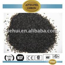 carbón activado en polvo a base de carbón para quemar basura