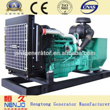 85kva CE-geprüfter wassergekühlter offener VOLVO Generator