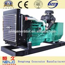 85kva CE aprobó el tipo abierto generador VOLVO refrigerado por agua