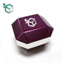 Fournisseurs de Chine Boîtes-cadeau faites sur commande de forme spéciale de carton de timbre d'aluminium de logo de fournisseurs