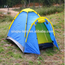 2-3 man outdoor single layer camping tent