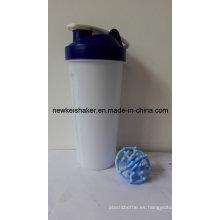 500ml BPA libera la botella del coctelera de la araña