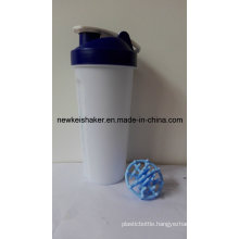 500ml BPA Free Spider Shaker Bottle