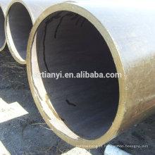 Tubo de aço q345b produtos mais vendidos na Europa