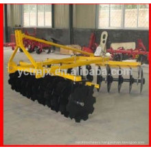 Agricultural machine tractor mounted disc harrow 1BQX-1.9