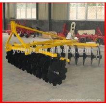 Сельскохозяйственные машины трактор дисковая навесная борона 1BQX-1.9