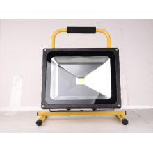 Projecteur 220V 50W 6600mAh Rechargeable