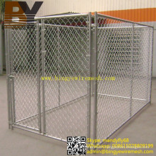 Welded Dog Cage Chain Link Dog Kennel