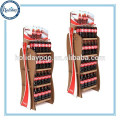 Whisky/Wine Bottles Cardboard Display for Supermarket Retail