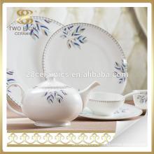 Germany italian fine porcelain dinnerware plate dinner set
