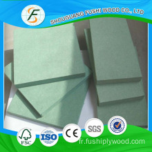 Green Waterproof MDF Board