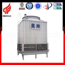 125m3 / h Counter-Flow FRP Torre cuadrada de enfriamiento de agua China Made