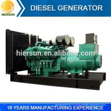 Fabriqué en Chine, génératrice de diesel de haute qualité, diesel