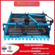 Reihen-Kartoffel-Erntemaschine der landwirtschaftlichen Maschine-2 brachte Jm-Traktor an
