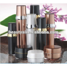 Drum Luxus Kosmetik Acryl Creme Jar PMMA Jar 15ml 30ml 50ml