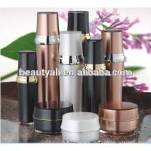 Drum Luxury Cosmetic Acrylic Cream Jar PMMA Jar 15ml 30ml 50ml