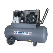 2070Z-100L superior quality 3kw mining belt driven air compressor