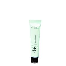 tubo de crema vacío de una sola capa, tubo de crema de prueba, sellador de tubo cosmético