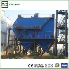 Wide Space of Top Eletrostática Coletor-Metalurgia Linha de Produção Air Flow Tratamento