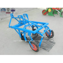 Farm Machine Tractor Potato Cultivator Una fila Potato Digger