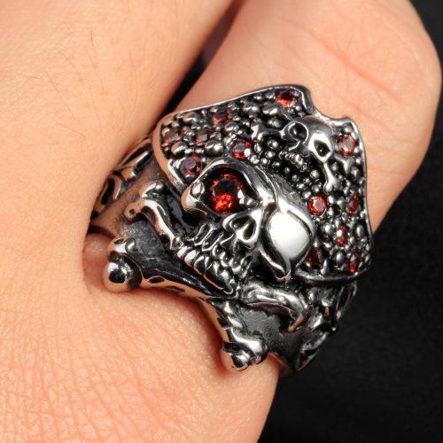 CZ jewelry ring