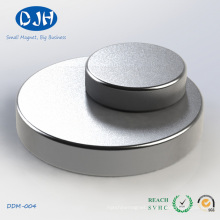 Powerful Disc Shaped NdFeB Magnets All Size Can Be Customized