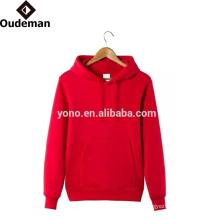 100% Baumwolle Großhandel Hoodies Frauen Mode benutzerdefinierte Hoodies, Frauen Ebene Hoodies, Langarm leer