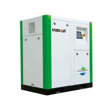 45kw Air Oil Lubricating Free Screw Air Compressor