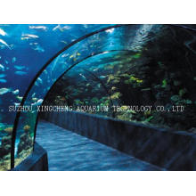 Huge Aquarium/Plexiglass Tunnel/Wholesale Saltwater Aquarium Supplies/Transparent Flexible Acrylic Sheet