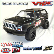 2.4G RC 1/10 Scale 4WD Nitro Powered RC Car, High Speed RC CAR