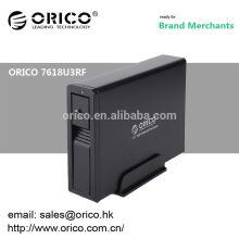 ORICO 7618U3RF Wifi boîtier 3.5 '' hdd