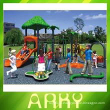 2015 Neuer Entwurf scherzt Plastikschieben im Freien Spielplatz