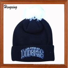 Custom Embroidery Knitted Hat