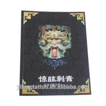 Jing tatuajes frescos A4