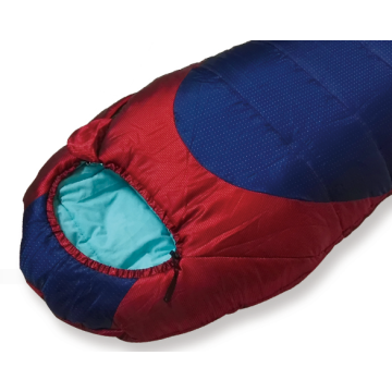 mummy sleeping bag for cold weather, classic warm sleeping bag, hiking fishing and camping sleeping bag