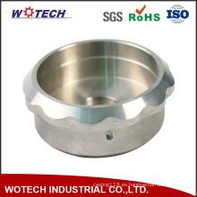 Bastidor de inversión mecanizado OEM de acero inoxidable