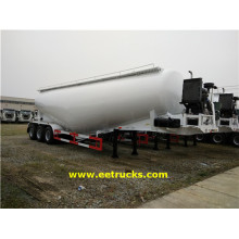 11000 Gallon 3 Axlar Bulk Powder Trailers