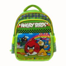 2014 nouveau sac d'école angery oiseau